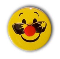 smiley Clown © Pin Shades