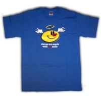 Clowns Are Angels With Red Noses Tee Shirt