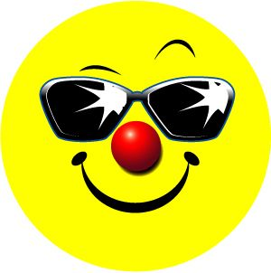 Smiley Clown © Cool Guy