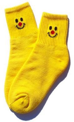 Smiley Clown © Crew Socks