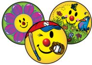 A-029 Smiley Clown © Spring Collection